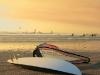 Windsurfing at Big Bay